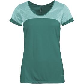 VAUDE Skomer II - Camiseta manga corta Mujer - verde